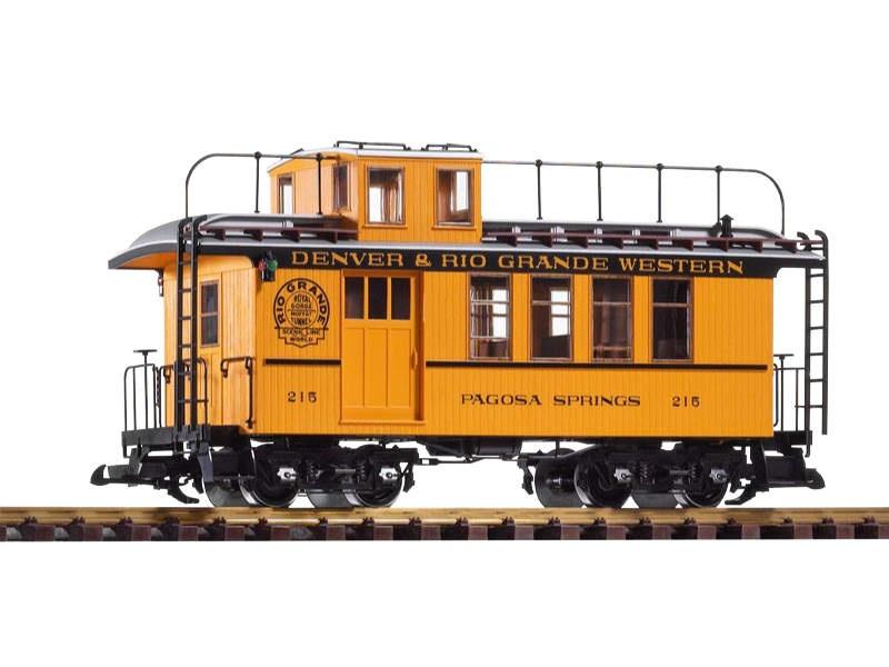 Güterzugbegleitwagen der Denver & Rio Grande Western, Spur G