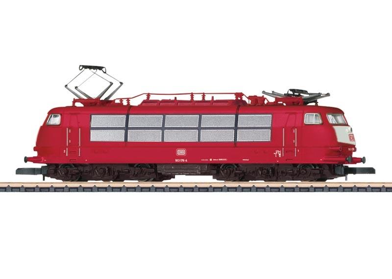 Elektrolokomotive BR 103.1 der DB AG, Spur Z