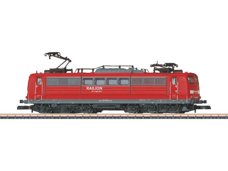 Elektrolokomotive BR 151 DB AG Railion Spur Z