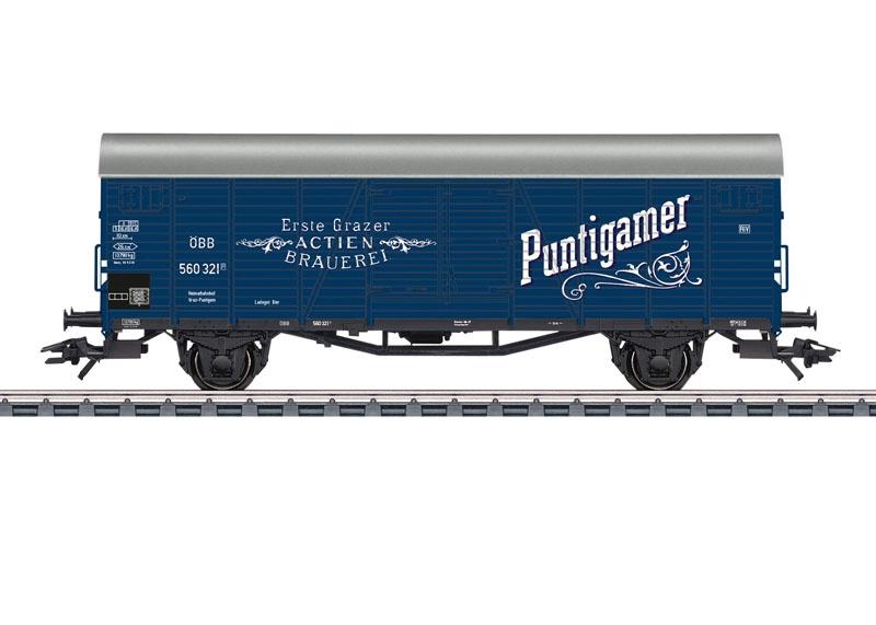 Bierwagen Puntigamer, AC, Spur H0