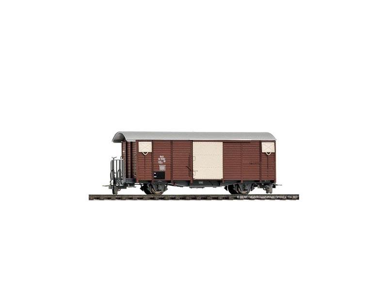 Gedeckter Güterwagen Gb 5062 der RhB, Spur H0m