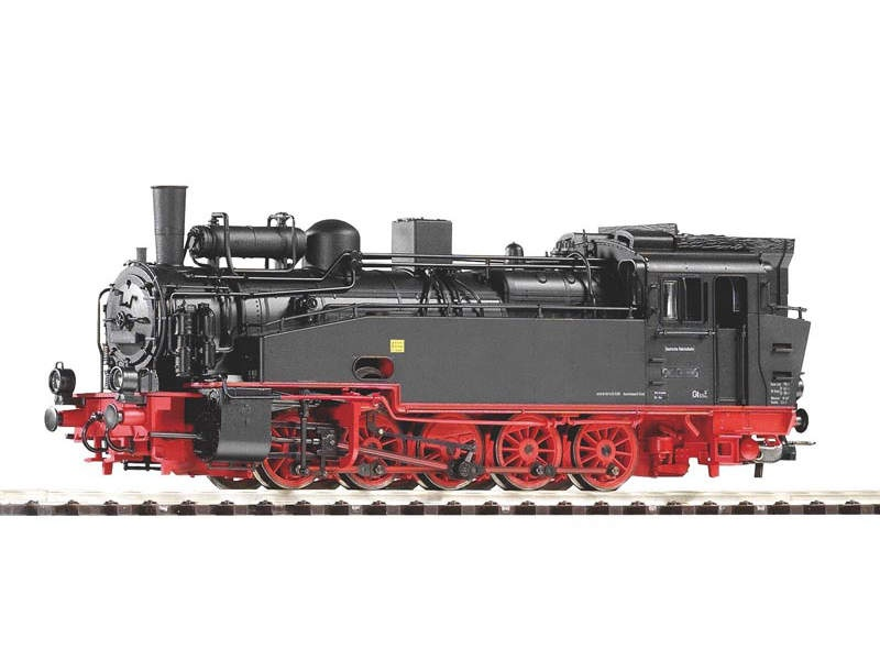 Dampflok BR 94.20-21der DR, Gegendruckbremse, Epoche III, TT