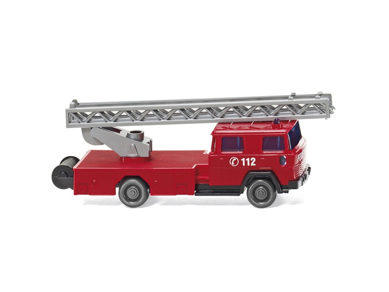 Feuerwehr - DL 30 (Magirus) Drehleiter, 1:160 Spur N