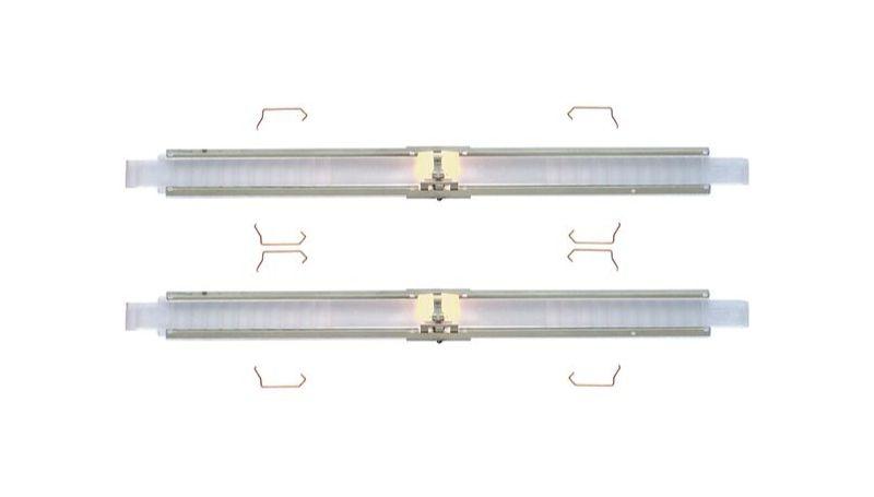 Innenbeleuchtung für 3-teiligen ICE-T, Spur N