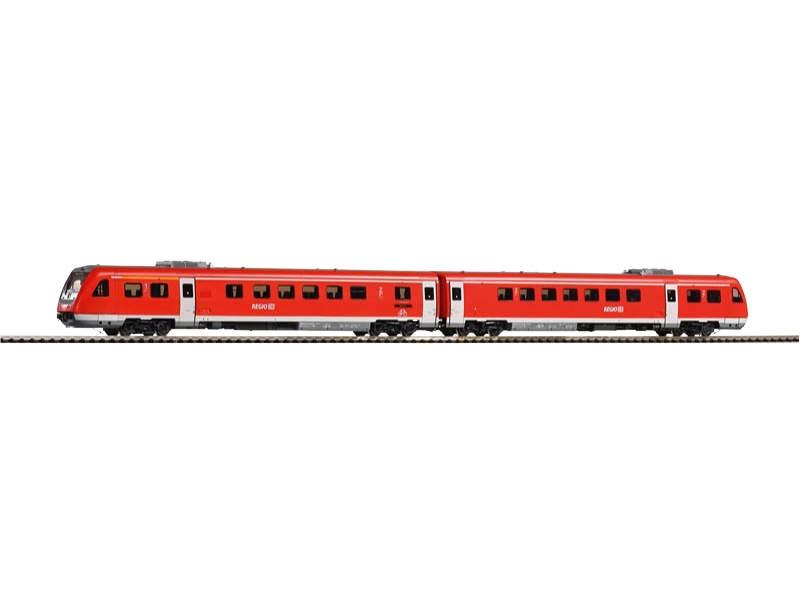 Dieseltriebwagen VT 612 Regioswinger der DB AG, DC, Spur H0