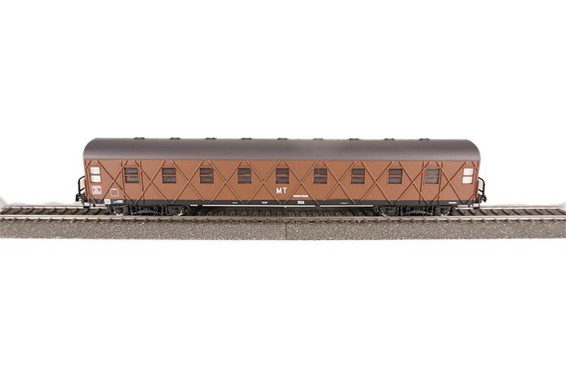 Atelier Wagen Bausart 4i-44  der SNCF, Ep. III, DC, Spur H0