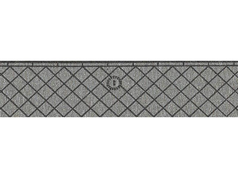 Bürgersteig, 100 x 2,5 cm Spur H0