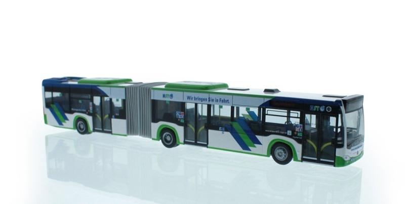 Mercedes-Benz Citaro G´15 Hybrid Hagener Straßenbahn,1:87/H0