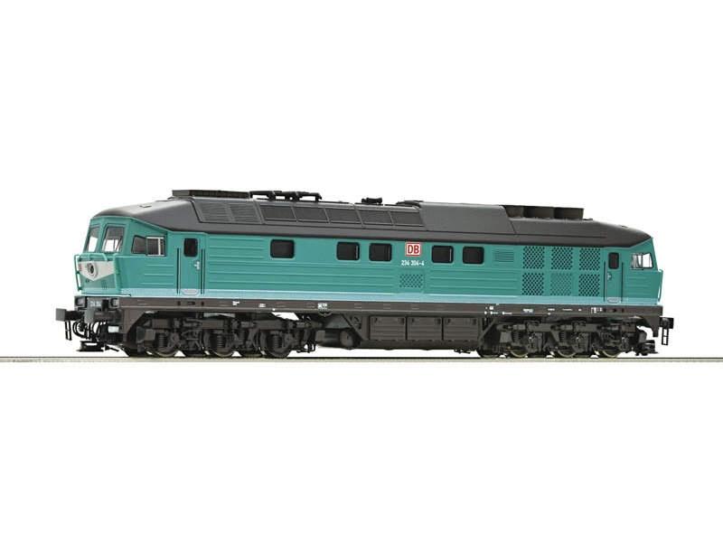 Diesellokomotive 234 304 DB AG TT