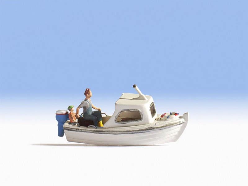 Fischerboot Spur H0