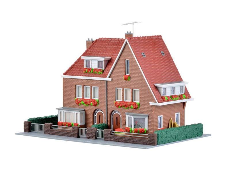Haus Amselweg, Bausatz, Spur H0