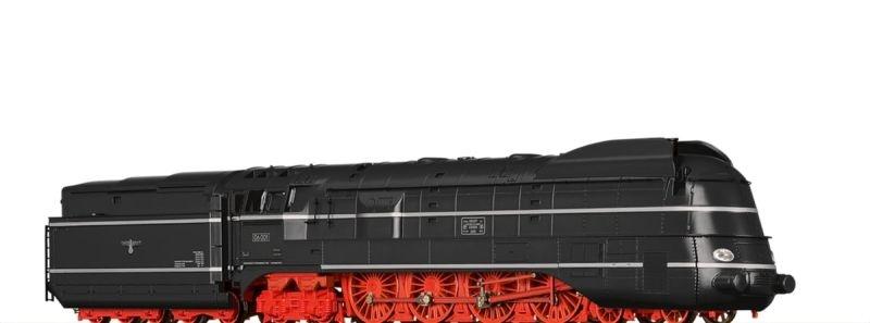Dampflok BR 06 DRG, II, AC Digital EXTRA, Spur H0