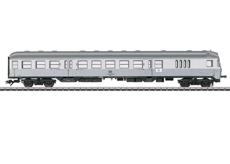 Nahverkehrs-Steuerwagen 2.Klasse der DB, Epoche IV, Spur H0