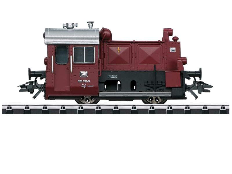 Diesellok Köf II der DB, mfx, DCC, Spur H0