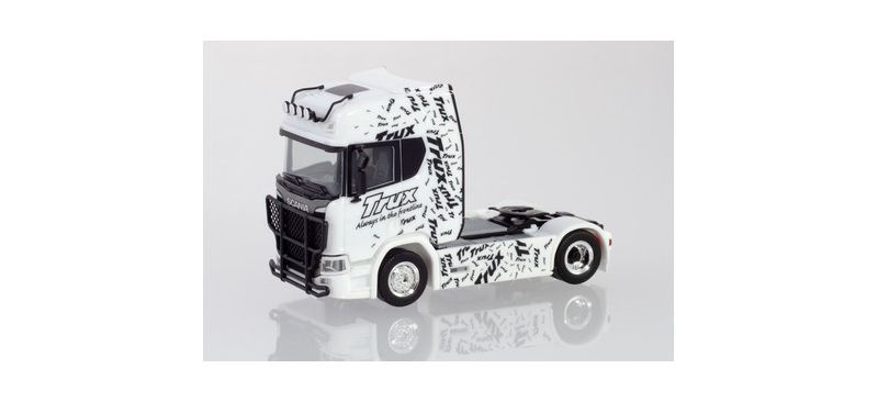 Scania CR 20 HD Zugmaschine, 1:87 / Spur H0