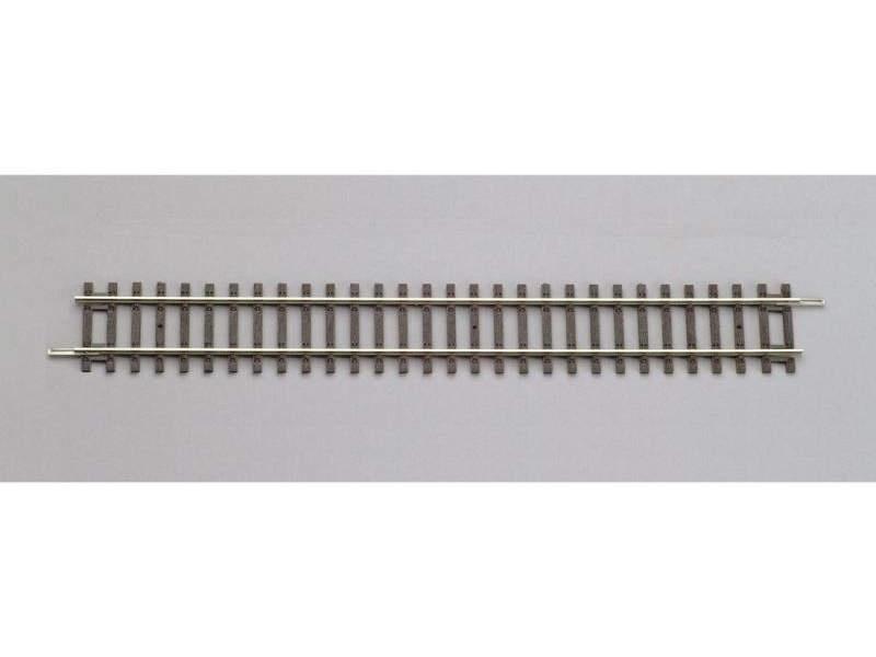 Gerades Gleis G231, A-Gleis mit Holzschwelle, Spur H0