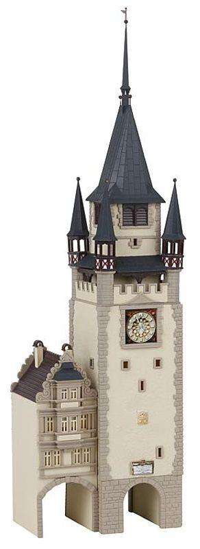 Historisches Stadttor, Bausatz, Spur N