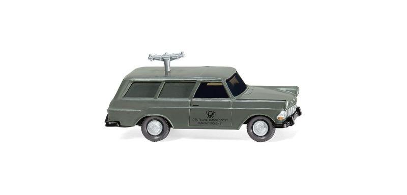 Fernmeldedienst - Opel Rekord 60 Caravan 1:87 / H0