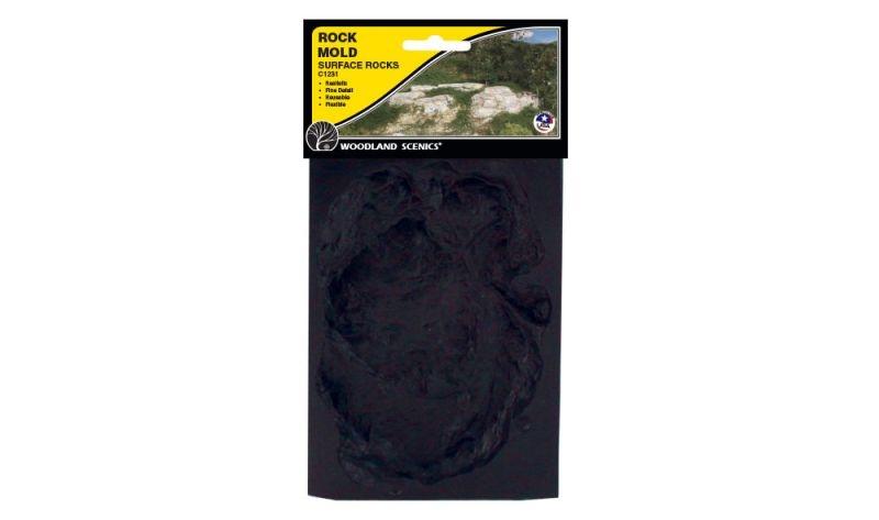 Rock Mold - Gießform Windfelsen