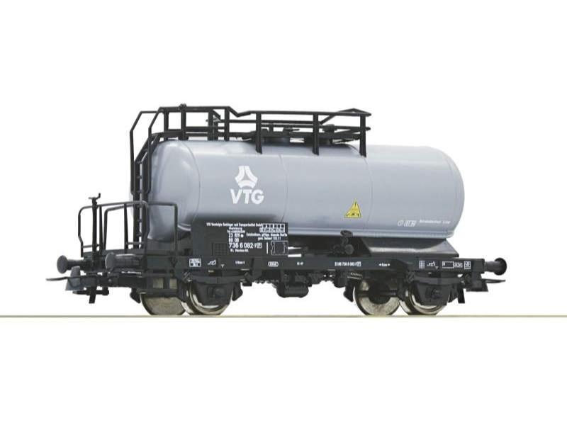 Kesselwagen grau VTG der DB, DC, Spur H0