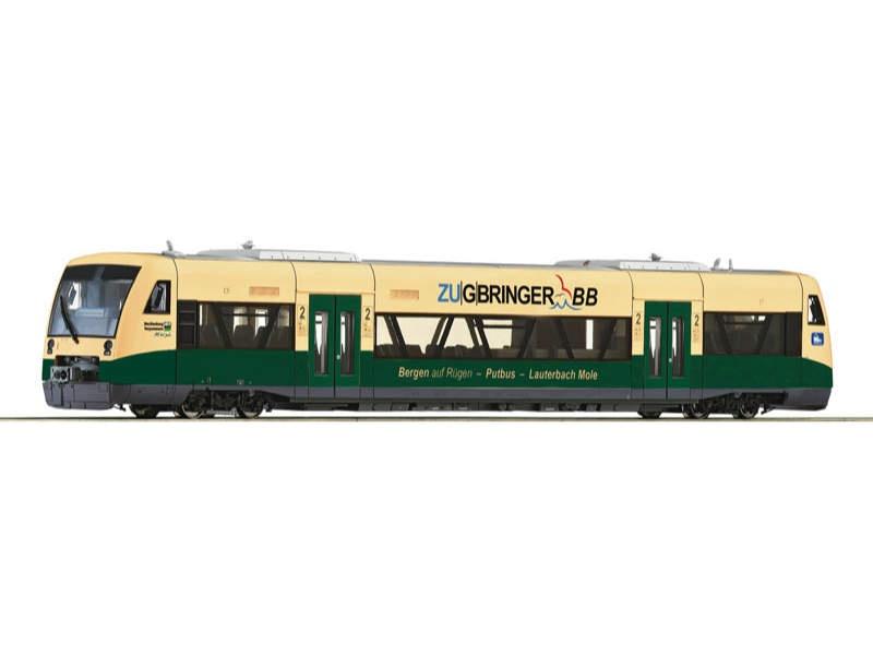 Dieseltriebwagen RS1 Pressnitztalbahn H0
