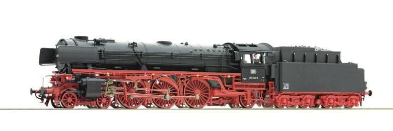 Dampflokomotive Baureihe 001 der DB, DCC, Sound, AC, Spur H0