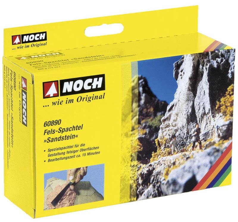 Fels-Spachtel Sandstein braun, 400 g