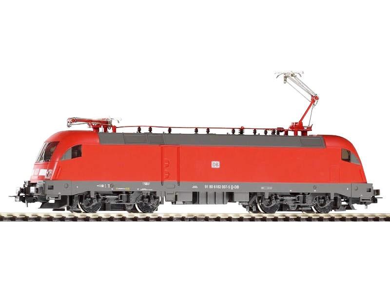 E-Lok Taurus der DB AG, Epoche VI, Spur H0