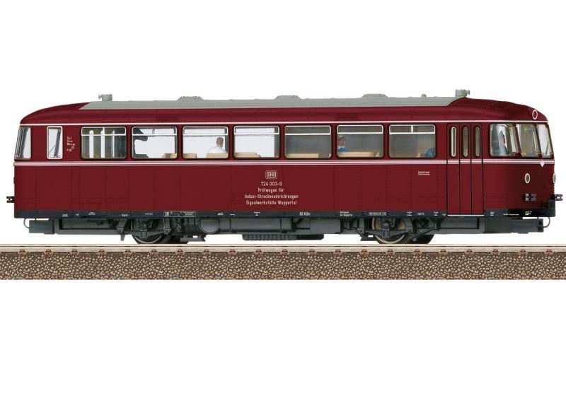 Triebwagen Baureihe 724 der DB, Sound, mfx, DCC, DC, Spur H0
