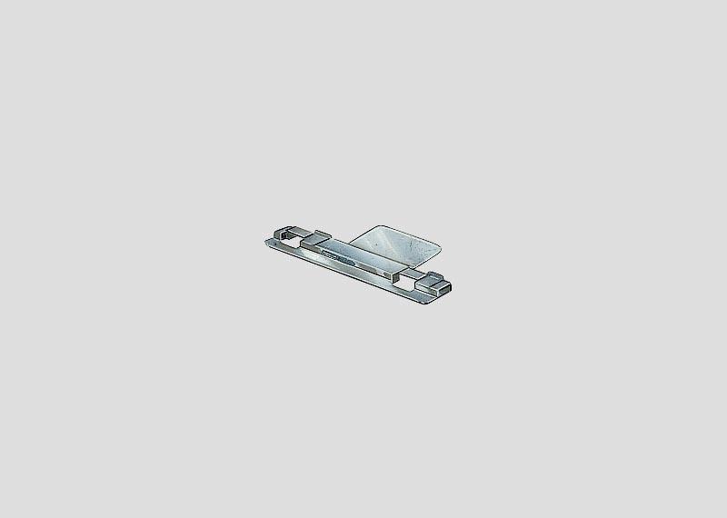 Mittelleiter-Isolierung (5 Stück) H0