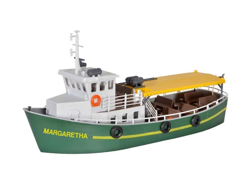 Fahrgastschiff, Bausatz, Spur H0
