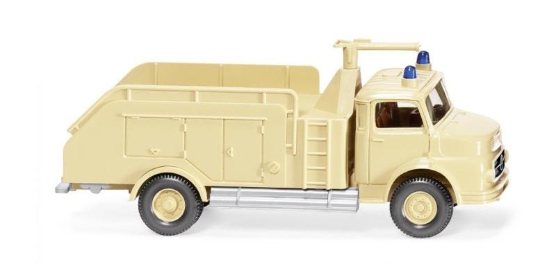 Feuerwehr Tanklöschfahrzeug (MB), 1:87 / H0