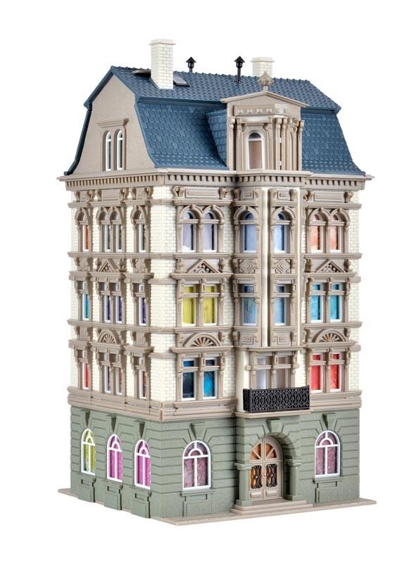 Haus am Park, Schlossallee 5, Bausatz, Spur H0