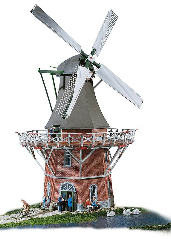 Große Windmühle Bausatz G