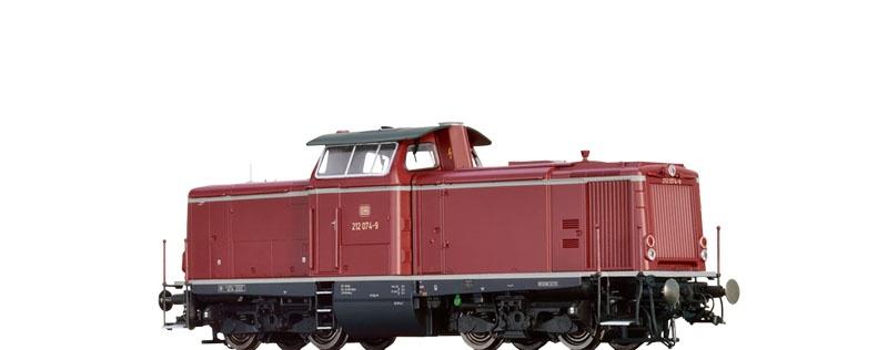 Diesellok BR212 DB, IV, AC Digital BASIC+, Spur H0