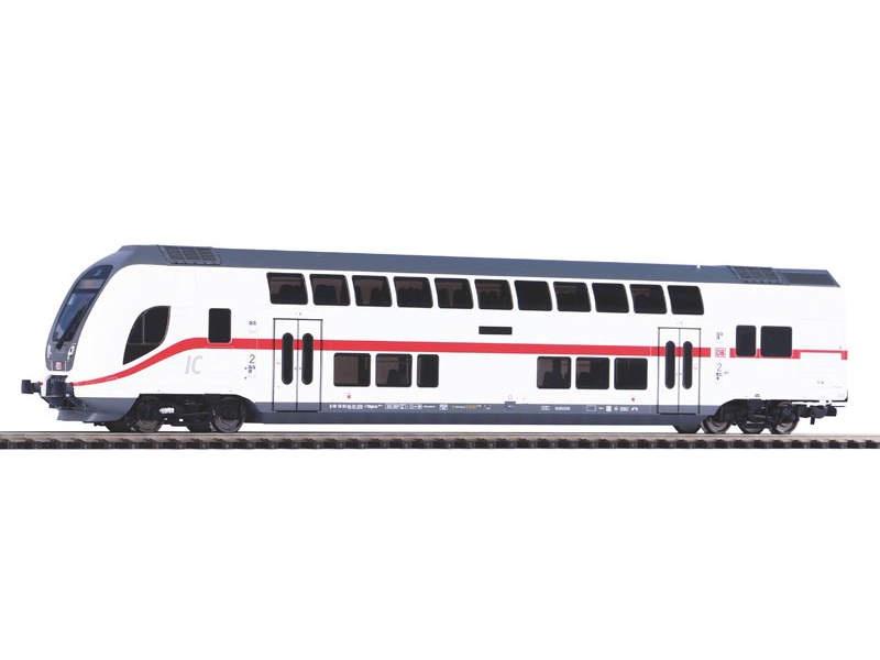 IC 2 Doppelstocksteuerwagen 2. Klasse der DB AG, Ep. VI, H0