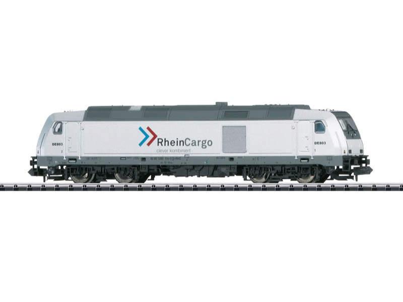 Diesellok BR 285 Rhein Cargo Spur N