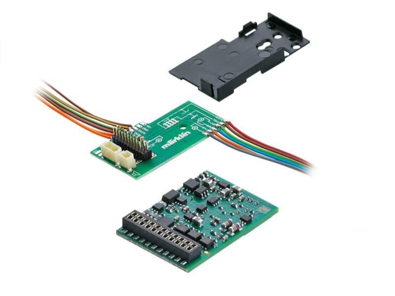 LokDecoder mLD3 mit Leiterplatte H0