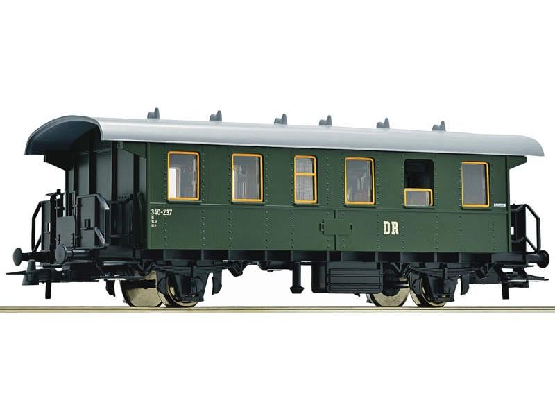 Personenwagen 2. Klasse DR H0