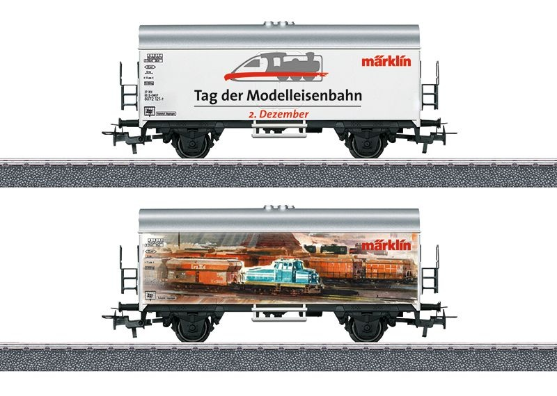 Kühlwagen - Internationaler Tag der Modelleisenbahn 2019, H0