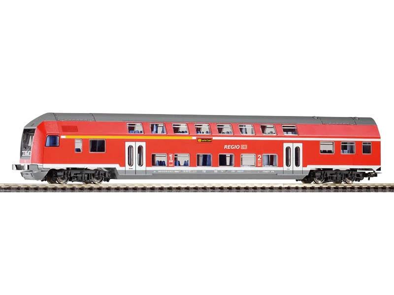 Doppelstocksteuerwagen DABbuzf778 der DB Regio, Ep. VI, H0