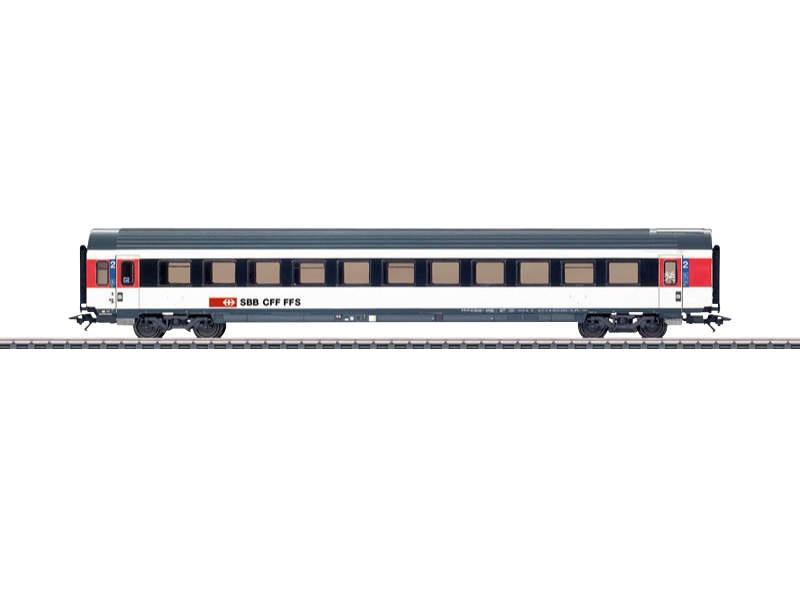 Schnellzugwagen EW IV B 2.Klasse SBB H0