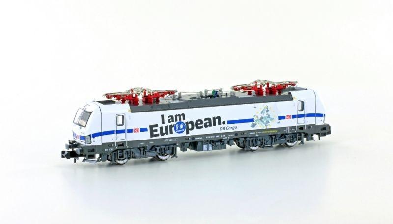 E-Lok BR 193 Vectron DB Cargo I am European Ep.VI, Spur N