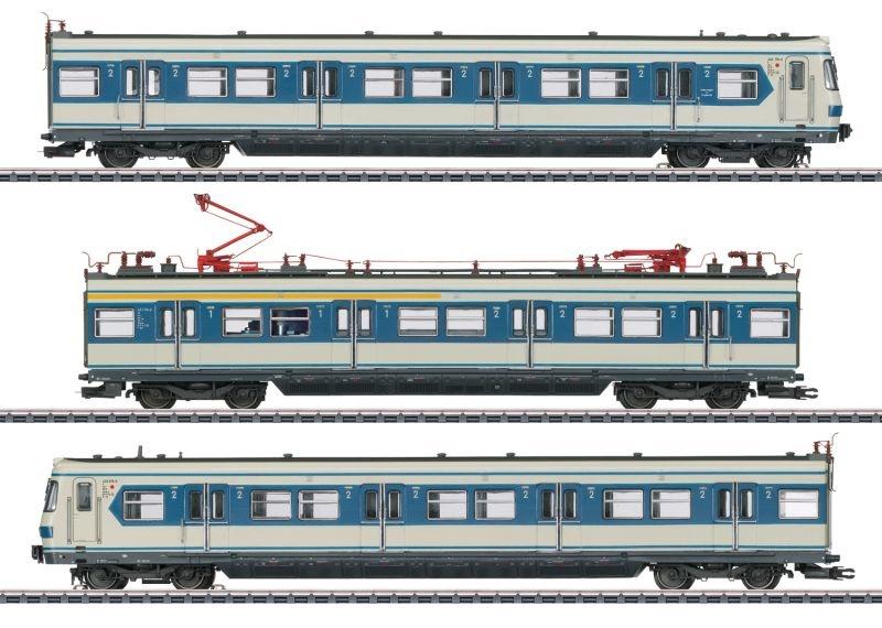 S-Bahn München Triebzug BR 420 DB, mfx, DCC, Sound, Spur H0