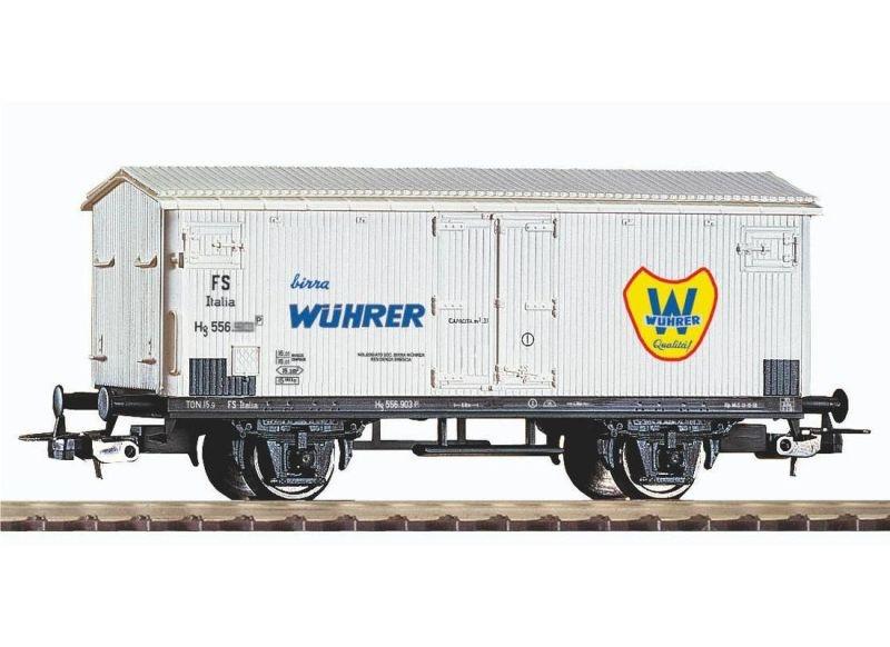 Kühlwagen Wührer der FS, Epoche III, DC, Spur H0