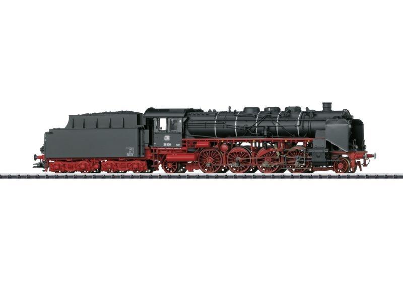 Personenzug-Dampflok BR 39 DB, Sound, mfx, Spur H0