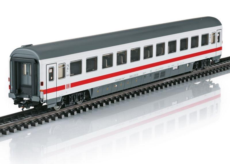 Abteilwagen Bvmz 185.5 der DB AG, AC, Spur H0