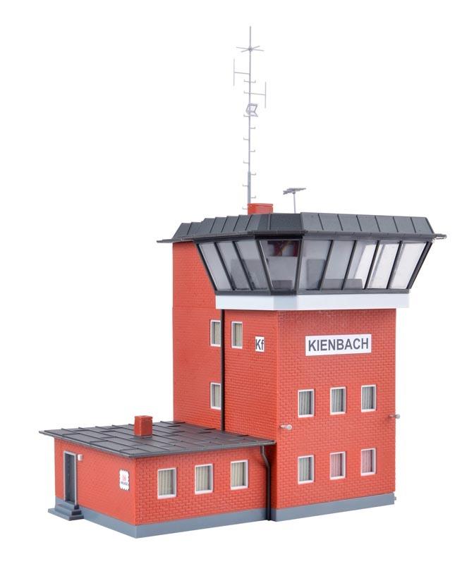 Stellwerk Kienbach, Bausatz, Spur H0