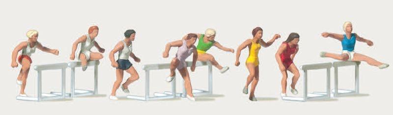 Hürdenläuferinnen, Leichtathletik 1:87 / H0