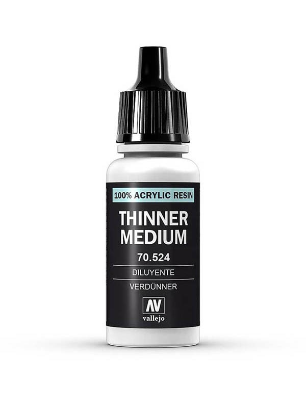 Model Color, Verdünner, 17 ml